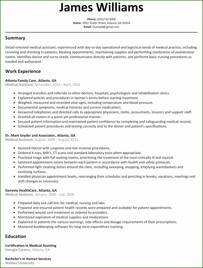 Free Online Resume Builder For Highschool Students