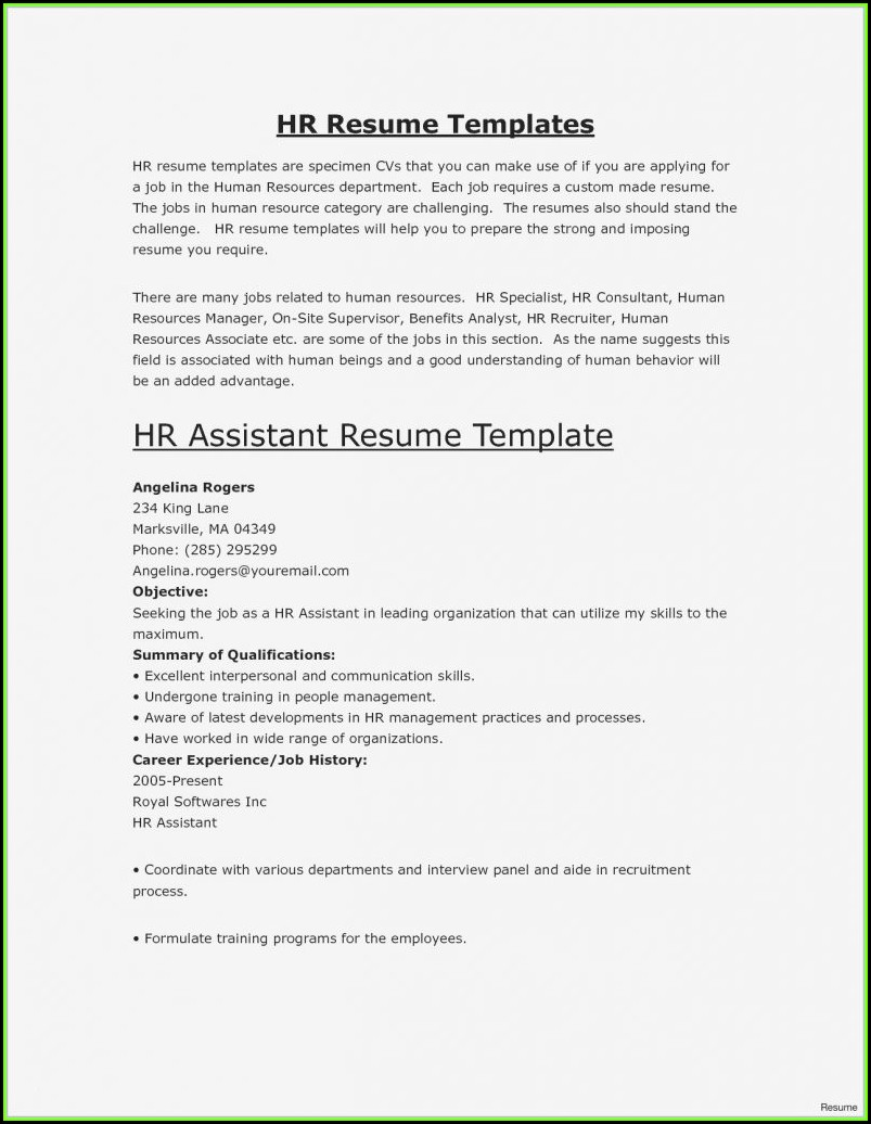 Free Resume Builder Download For Mac