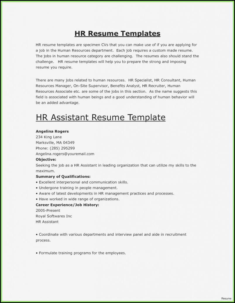 Free Resume Builder Download For Mac