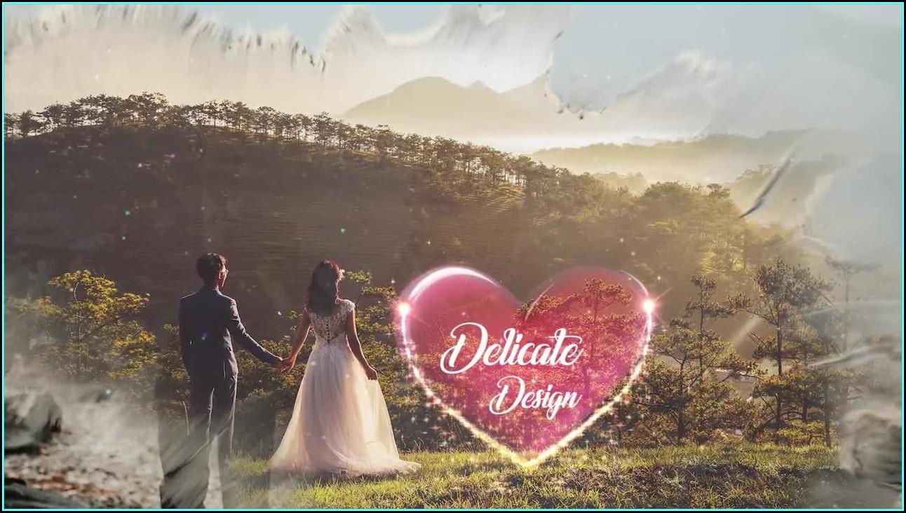 Free Wedding Slideshow Templates