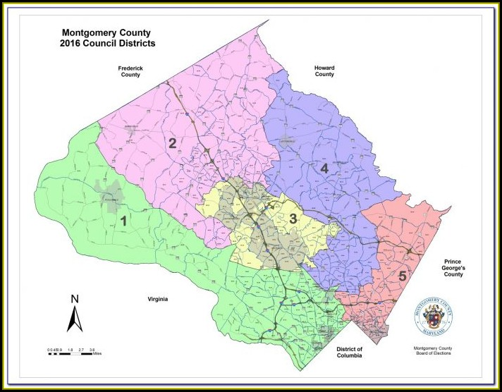 Map Records Of Montgomery County Texas