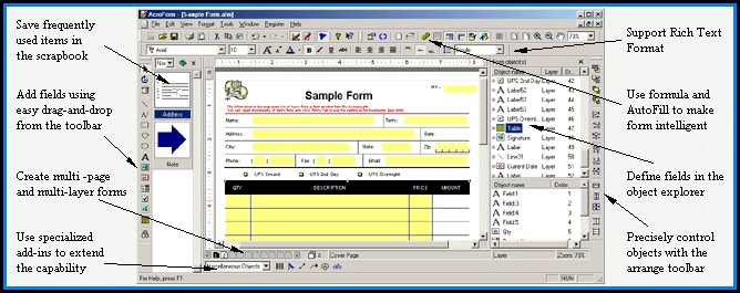 Form Filling Software