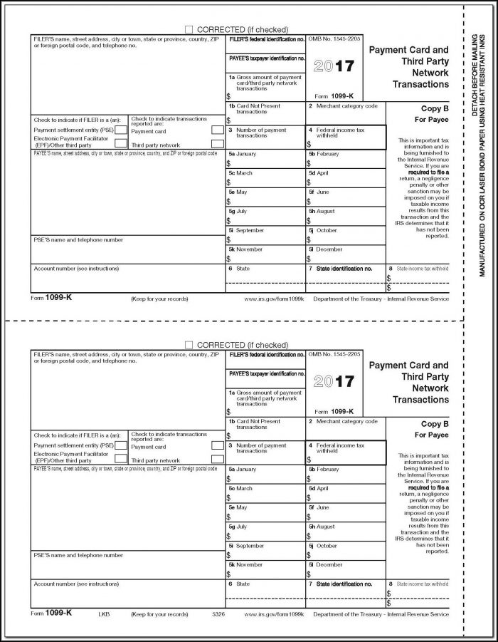 Free Downloadable 1099 Misc Form 2016