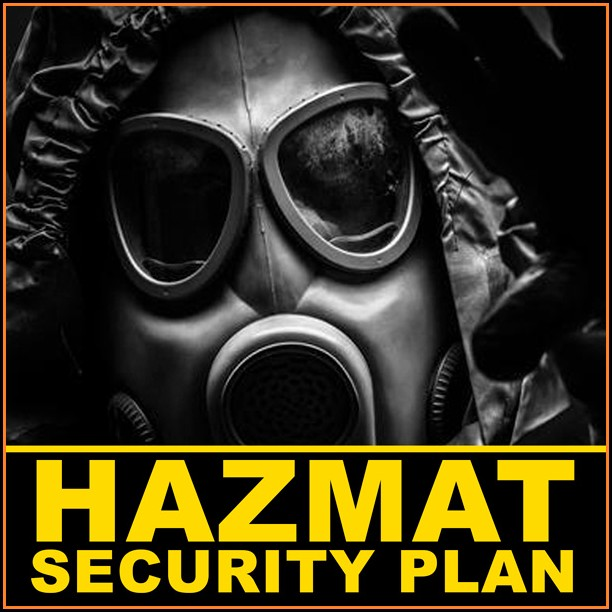 Hazmat Security Plan Template