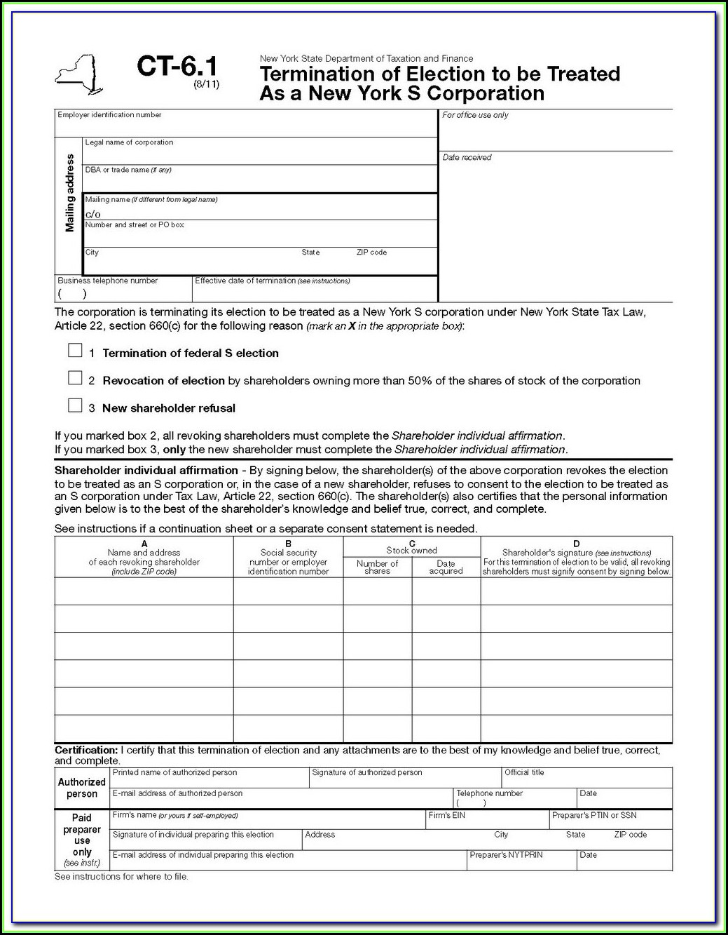 Irs Form 2290 Questions