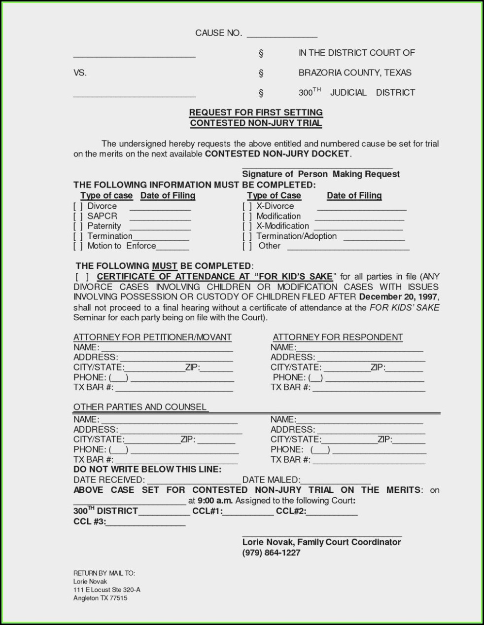 Louisiana Divorce Forms Pdf