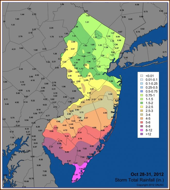 Nj Flood Zone Map Passaic County