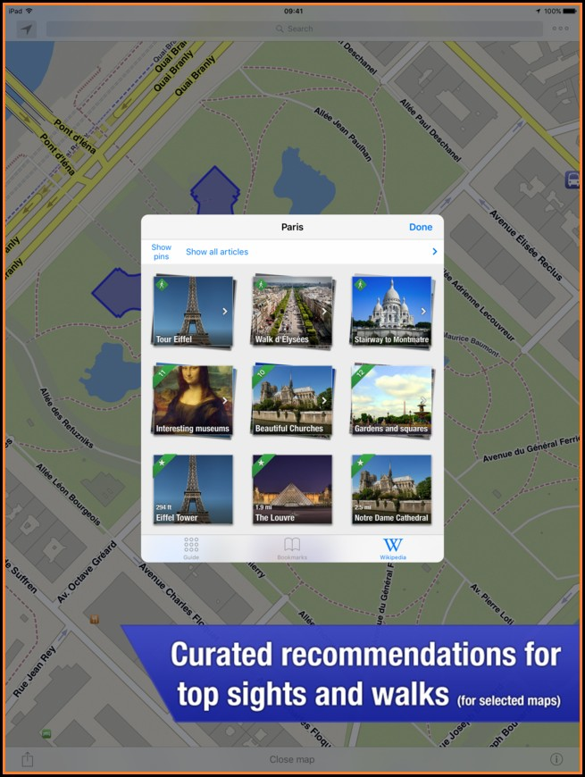 Offline Maps For Travelers