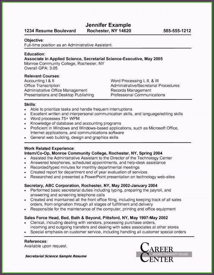 Online Resume Parser Test