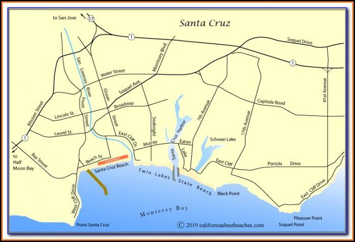 Parcel Map Santa Cruz County Ca