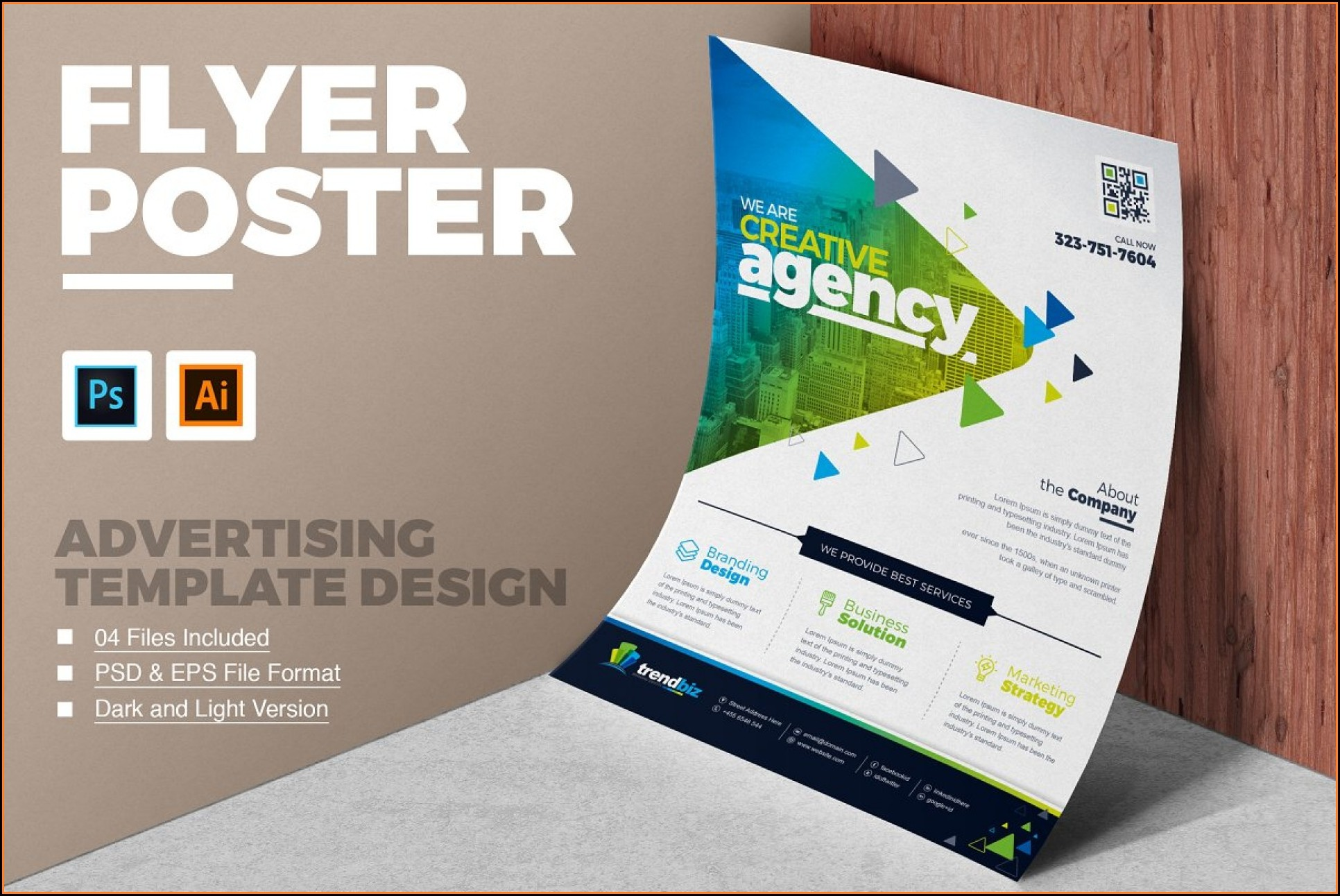 Photoshop Business Flyer Templates Free Download