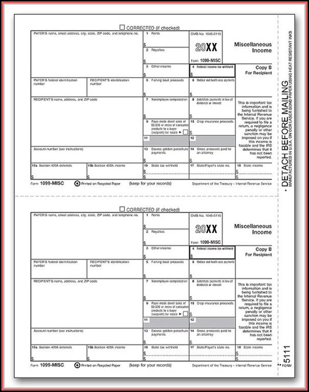 Printable Tax Form 1099 R
