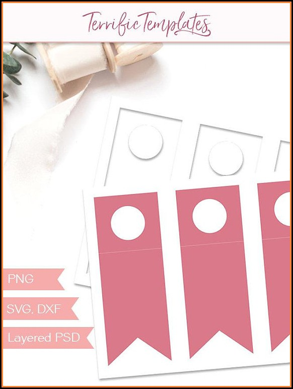 Printable Wine Tag Template