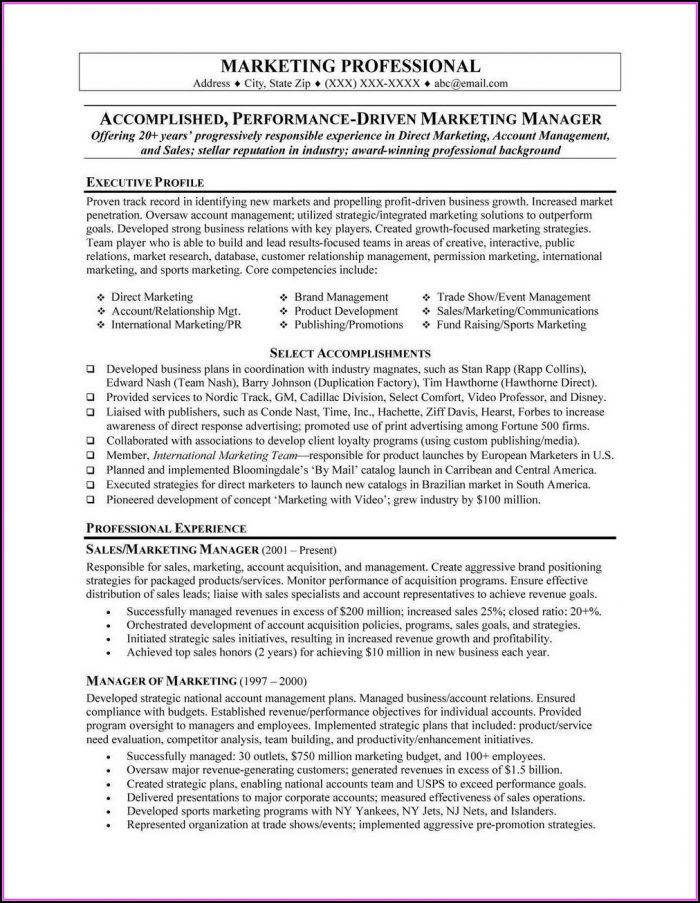 Professional Resume Writers In Bergen County Nj