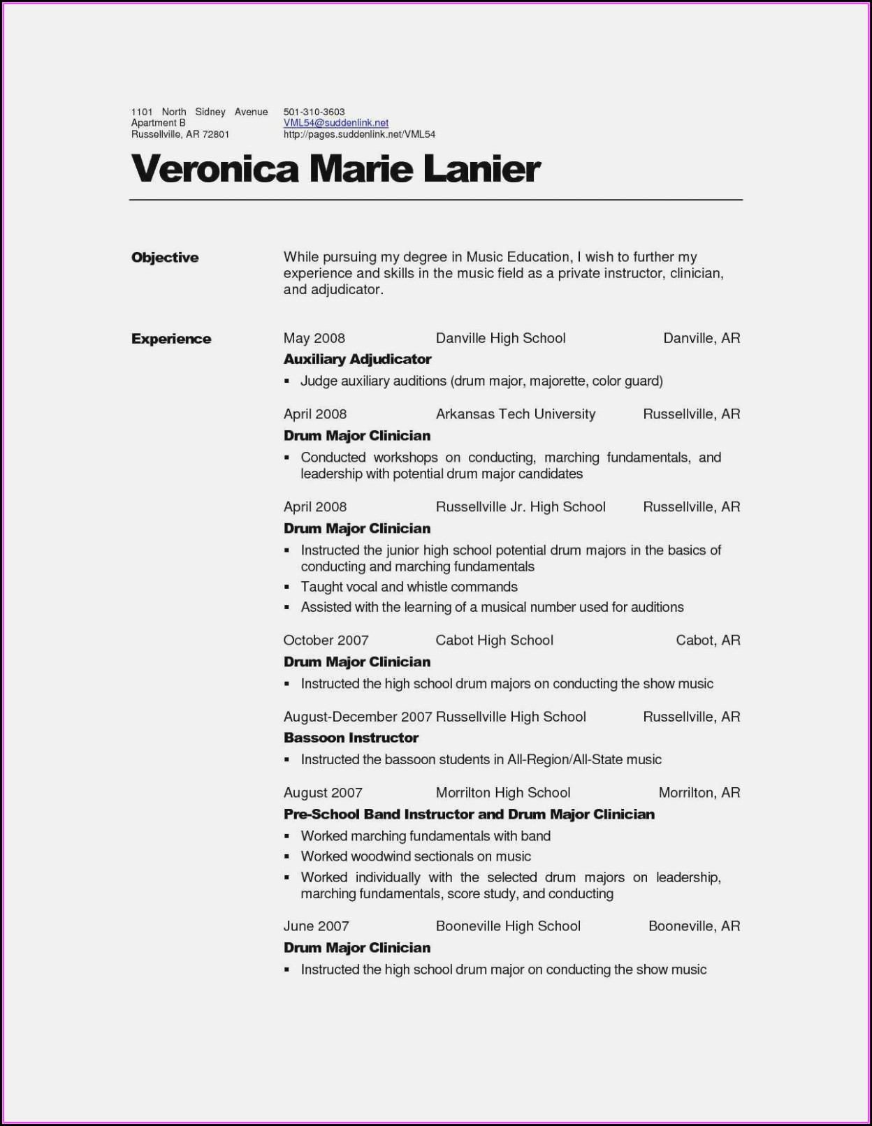 Professional Resume Writers Nj