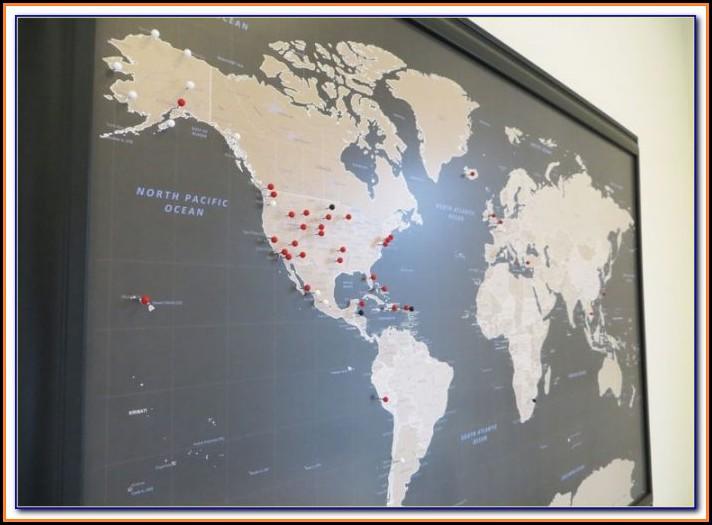Push Pin Travel Maps Coupon Code