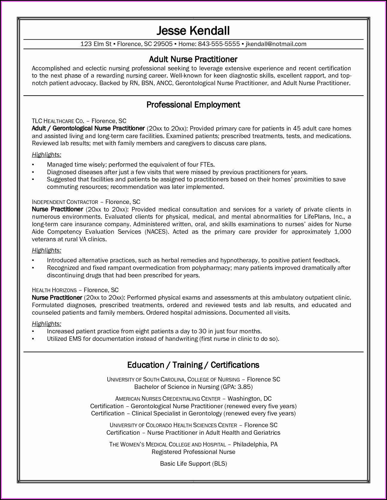 Resume Builder Professional Service