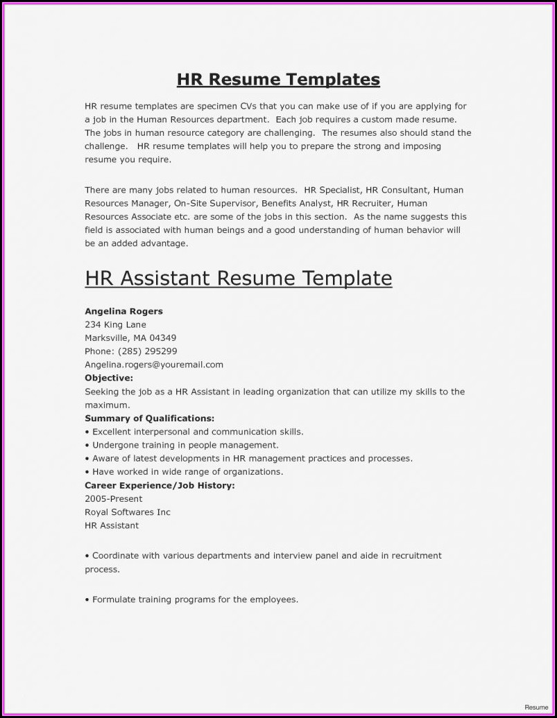 Resume Builder Software Free Download For Mac