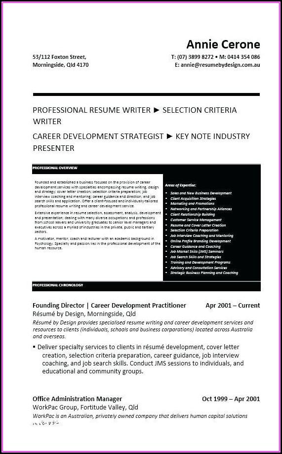Resume Creator Professional