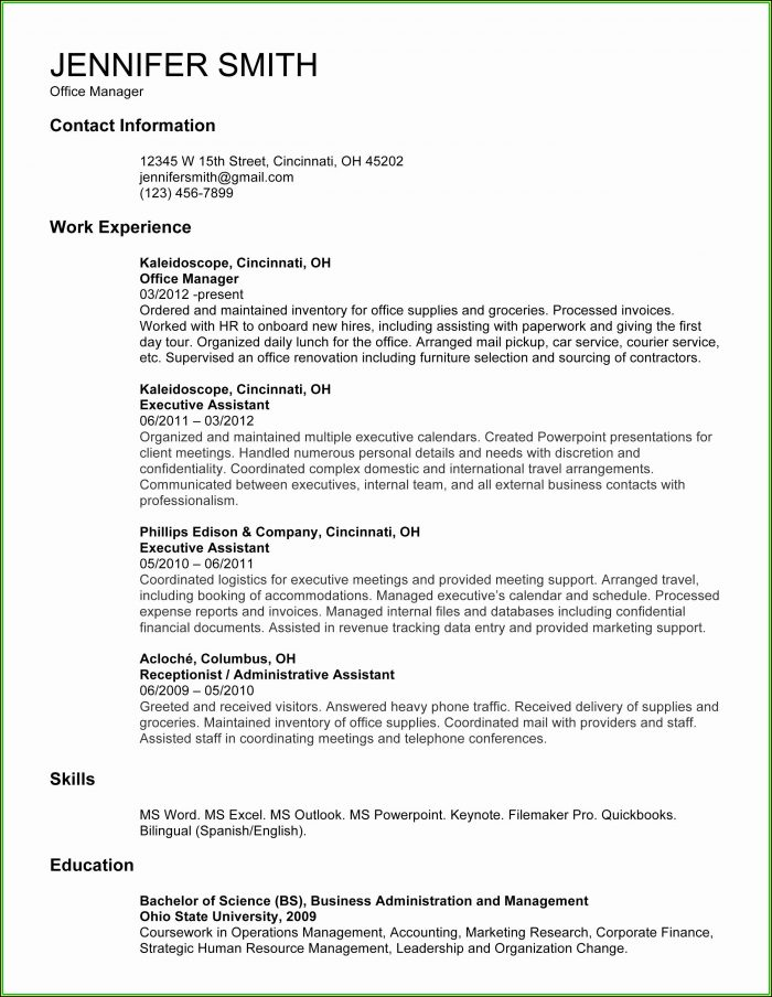 Resume Posting Job Boards