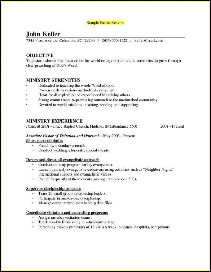 Resume Writers In Columbia Sc