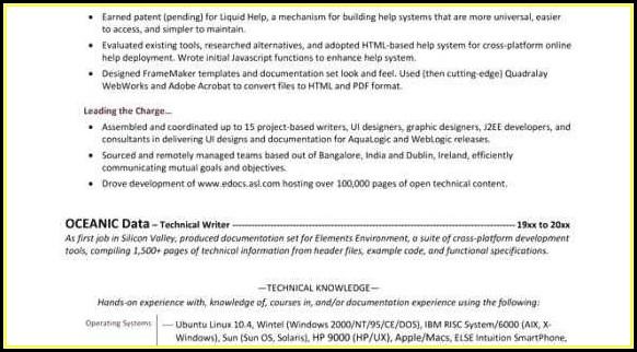 Resume Writing Classes Online