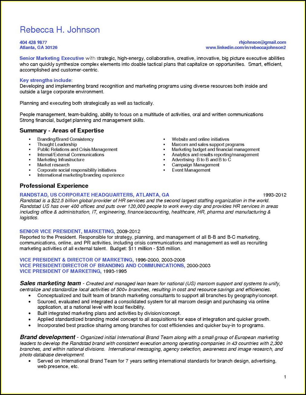 Resume Writing Services Atlanta Georgia