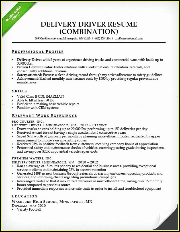 Resume Writing Services Mn