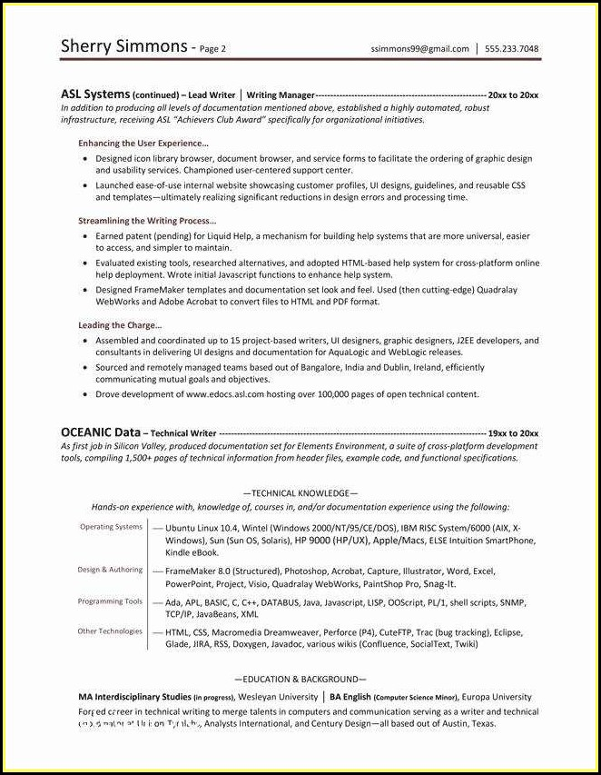 Rn Resume Writers