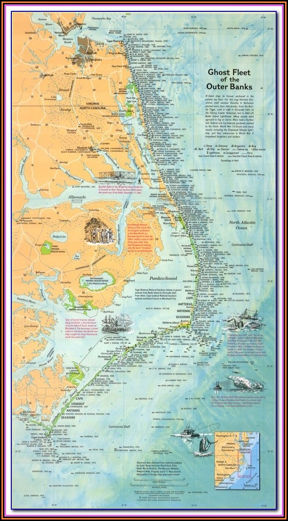 South Carolina Historical Sites Map