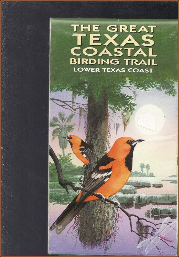 Texas Coastal Birding Trail Maps