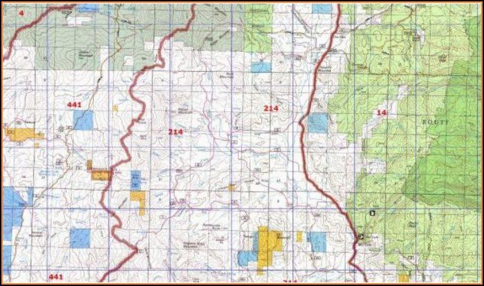 Topo Maps Colorado Free