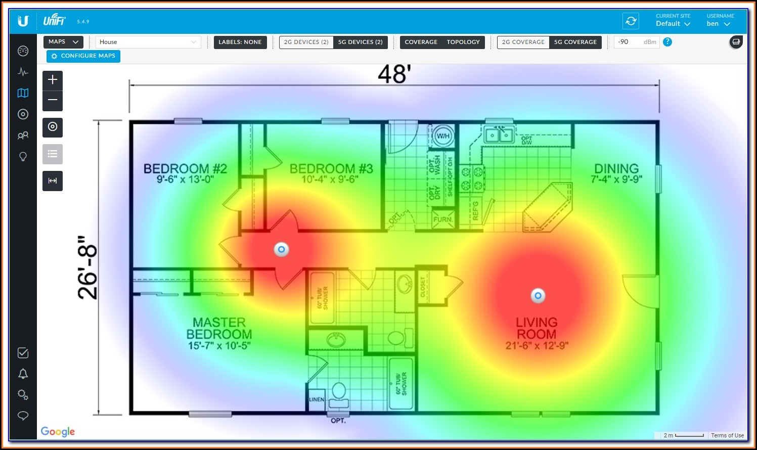 Wifi Mapping Tool Android
