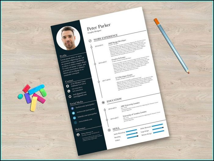 Free Resume Templates For Any Job