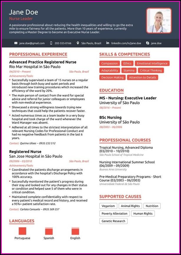 Best Resume Builder Website