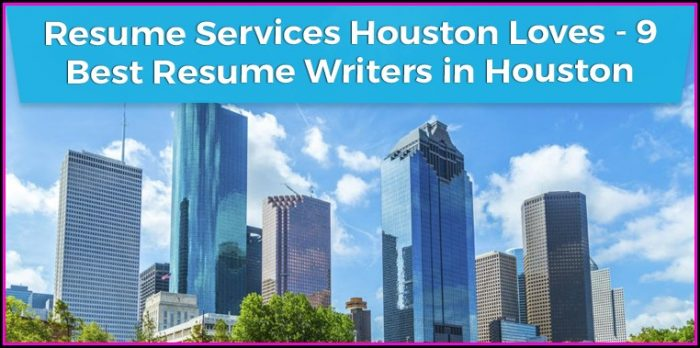 Best Resume Services Houston