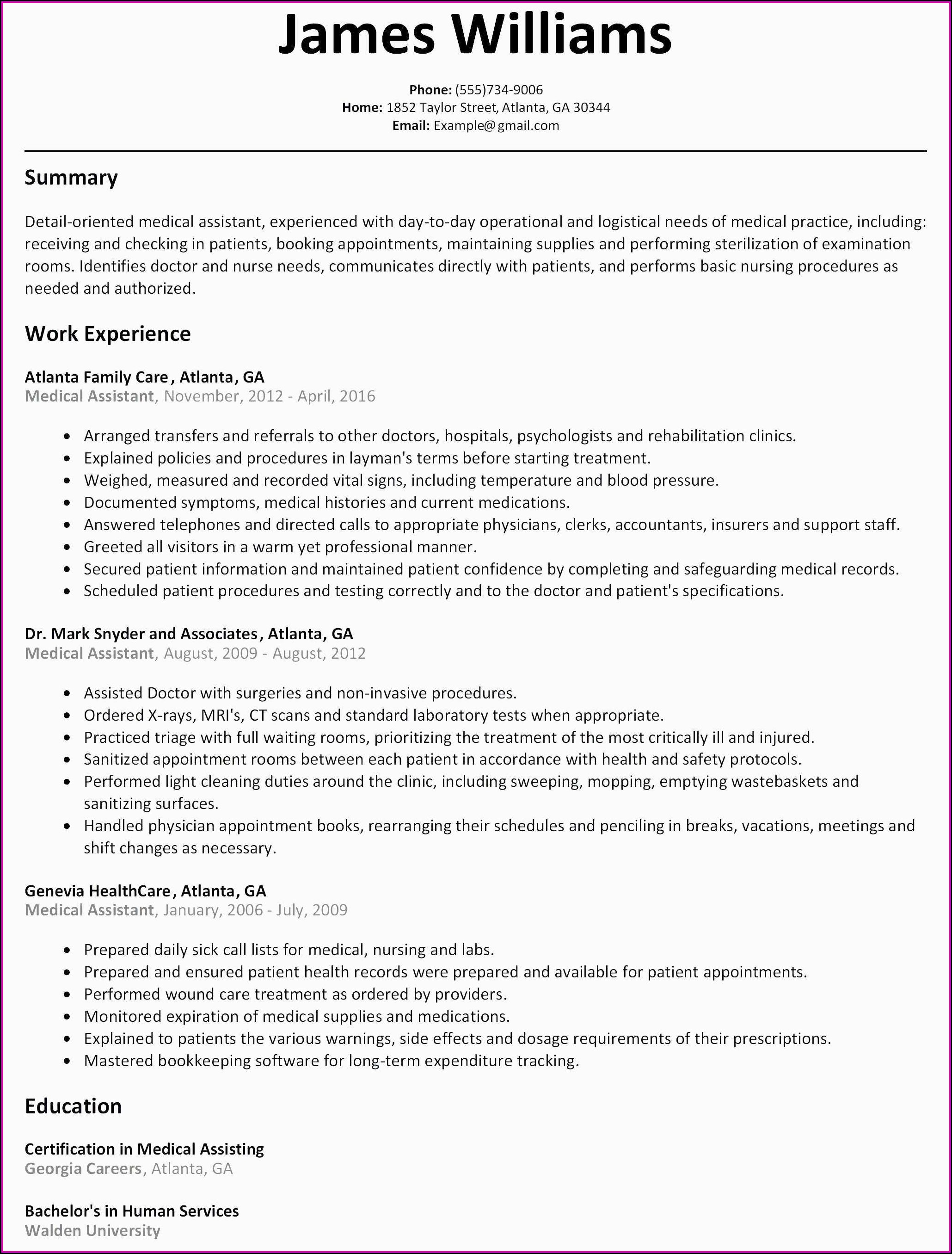 Clearpoint Hco Resume Reviews