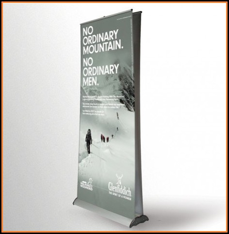 Roller Banner Template Download