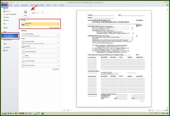 Create Pdf Fillable Form