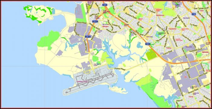 Auckland City Council Planning Maps