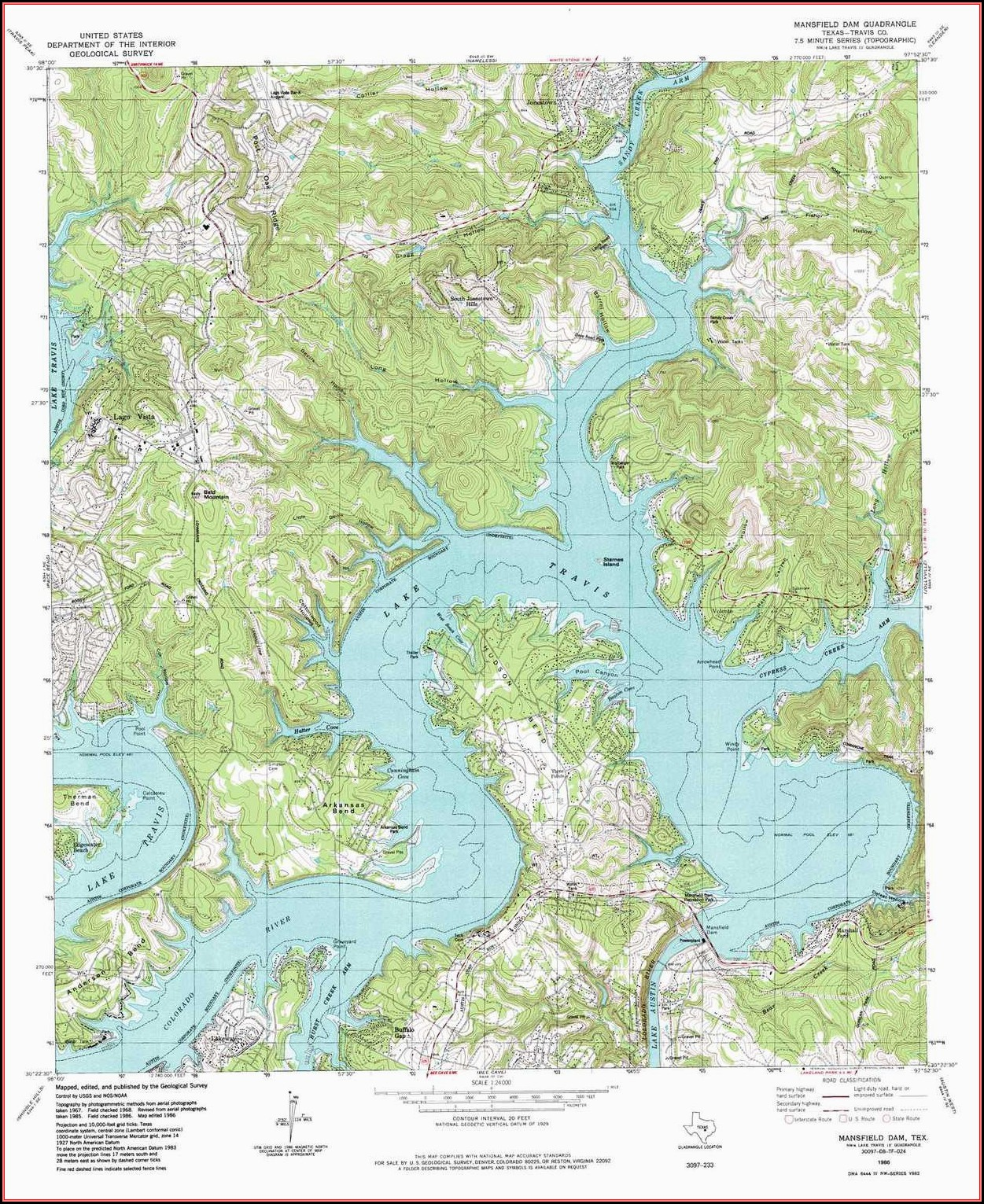 Bend Oregon Topo Map