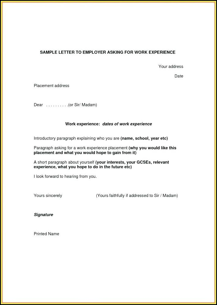Cash Out Refinance Letter Of Explanation Template