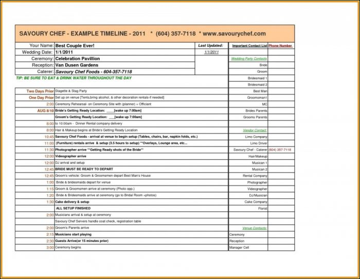 Checklist Template Excel Free