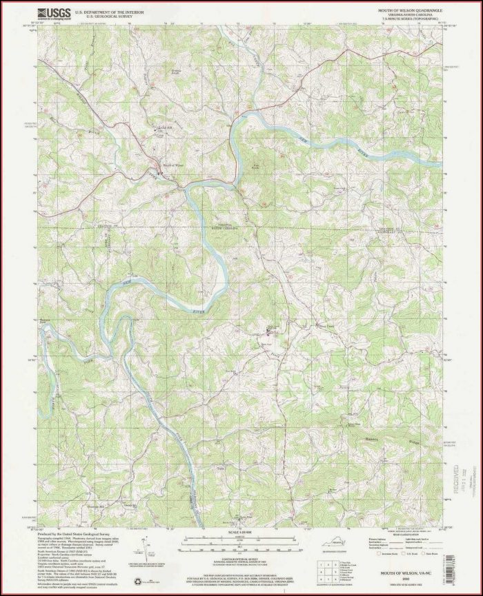 Colorado Topographic Map Free