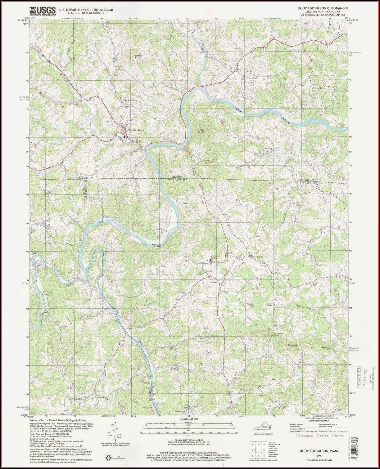 Colorado Topographic Map Free