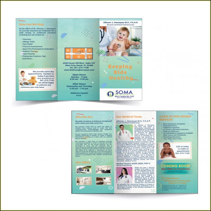 Dental Clinic Flyer Templates Free