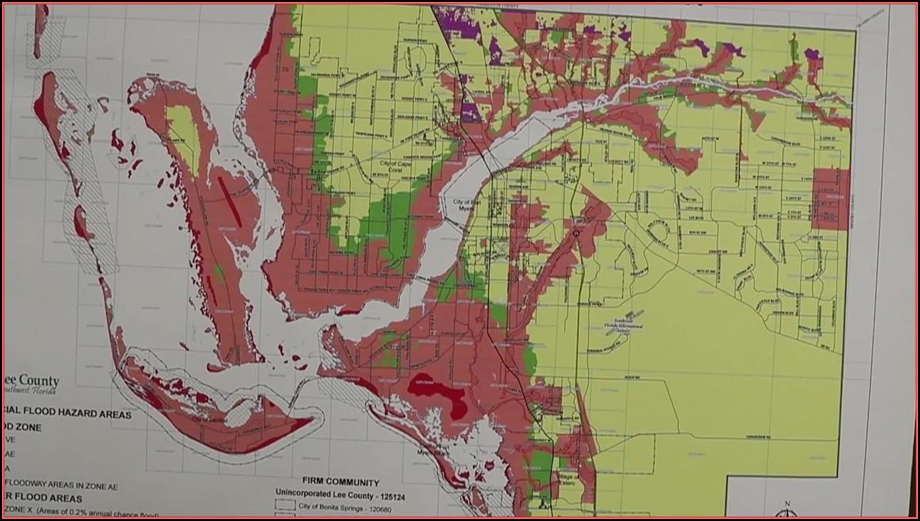 Flood Insurance Rate Map Fl