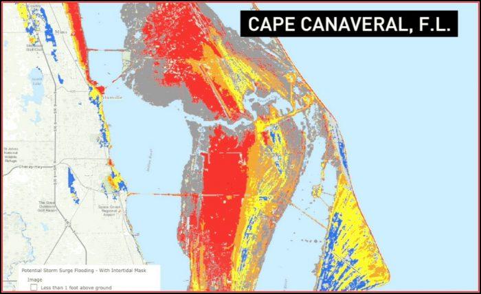Flood Insurance Rate Map Jacksonville Florida