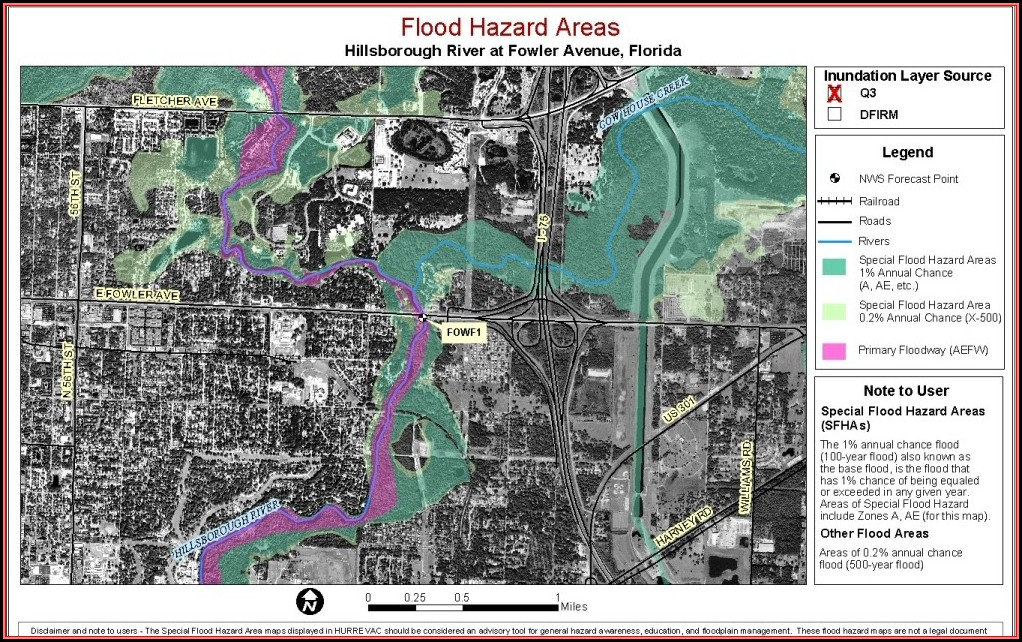 Flood Insurance Rate Map Manatee County Florida