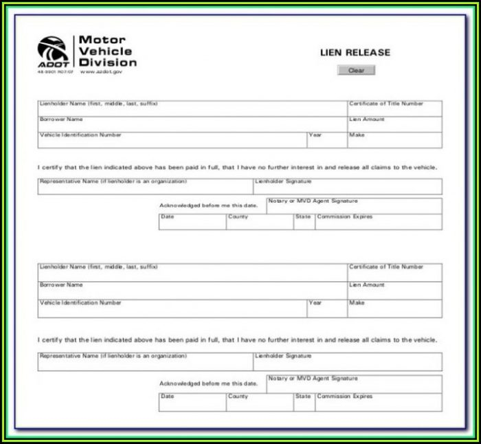 Free Blank Nda Form